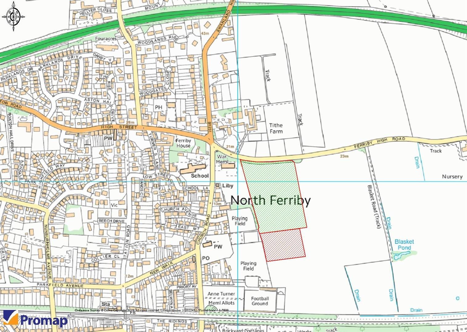 Residential Building Land North Ferriby, HU14 3LA